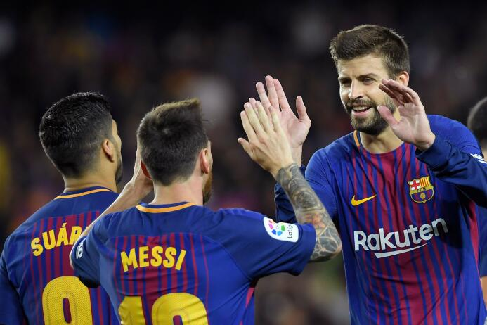 5. F.C. Barcelona (España): 628 millones de euros