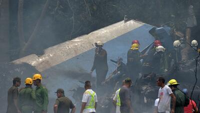 Cuba había cortado con la empresa que operaba el avión accidentado por deficiencia en el mantenimiento