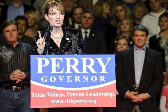 Pero Perry cuenta con el apoyo de muchos de sus compañeros de partido, e...