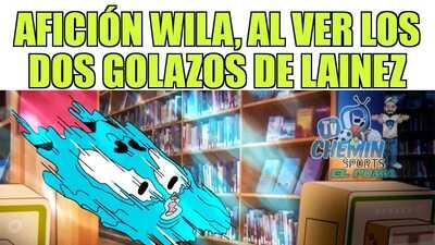 Memelogía | Debut goleador para Diego Lainez también en los memes