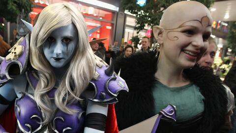 Los tres mejores turoriales de belleza de Warcraft.