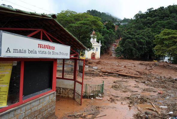 Simone dos Santos Pinto, de 36 años, una residente de Campo Grande que l...