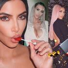 Este fue el regalo de Kim Kardashian para Kanye West en su aniversario de bodas (pero lo usará ella)