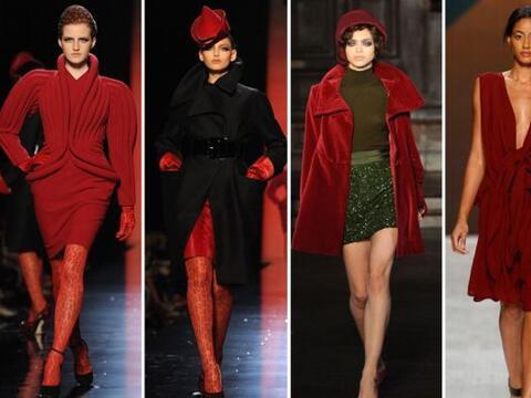 Enamora y atrae a todos con el color característico del invierno:...
