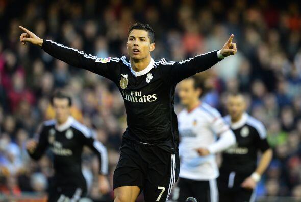 Un penal anotado por Ronaldo al minuto 14 hacía pensar que las cosas ser...