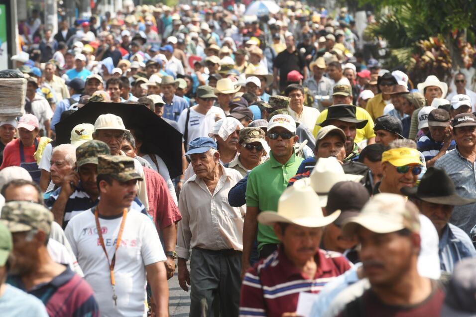 San Salvador registró una tasa de 108.54 homicidios por cada 100,000 per...