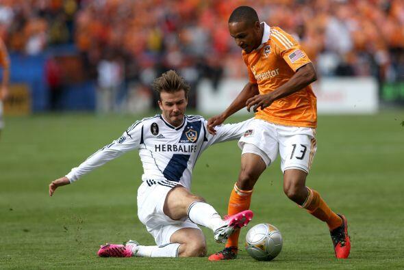 Era necesario el aporte del inglés en el campo y aún el Dynamo podría ge...