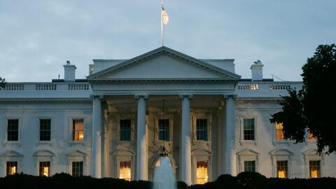 La Casa Blanca se mantiene en hermetismo y a la espera de las declaracio...