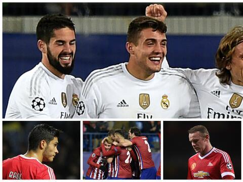 Real Madrid sufrió pero amarró el Grupo A mientras que equ...