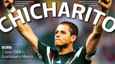 Javier 'Chicharito' Hernández