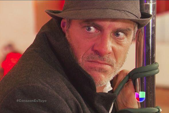 ¿Te calmarás Enrique? Fernando ya te pidió una disculpa. ¡Debes aceptarla!