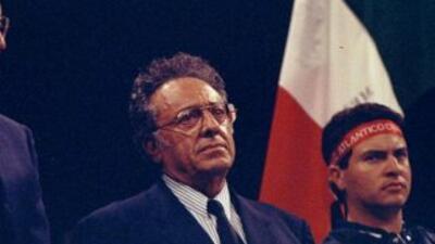 José Sulaimán falleció a los 82 años.