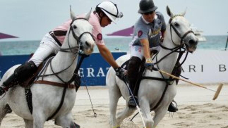 Copa Mundial de Polo de Playa en Miami Beach, 2012
