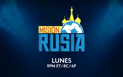Promo Universal Misión Rusia