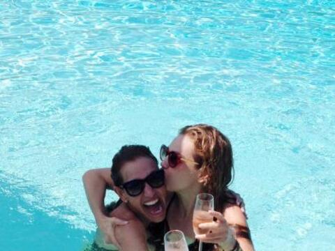 Thalía festejó su cumpleaños acompañada por...