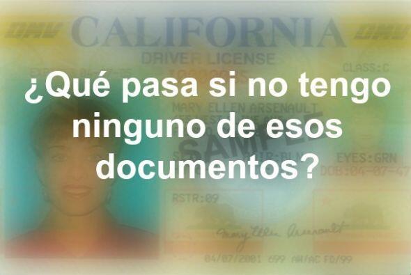 Puedes presentar dos de estos documentos:   -Documento del extranjero q...