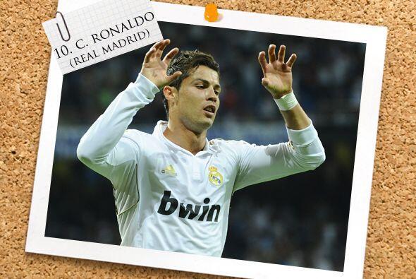 Pero Cristiano Ronaldo le contesta con el Real Madrid.
