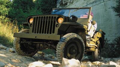 La historia del Jeep, el recio soldado que pasó a ser ciudadano del mundo