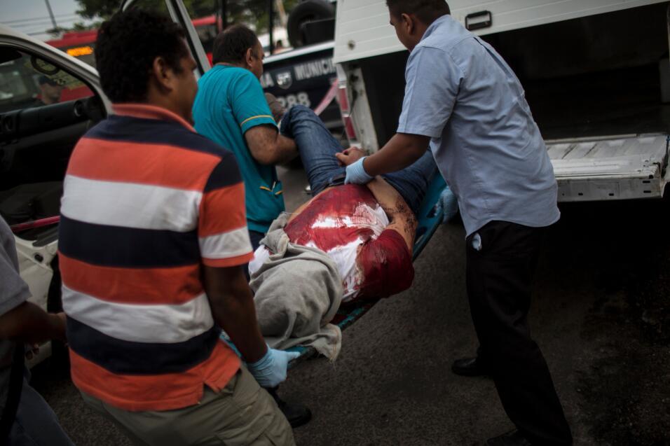 Acapulco quedó en el segundo lugar de la lista. La violencia ahí cobró l...