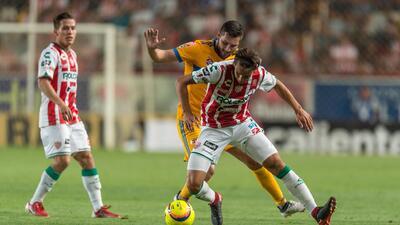 Necaxa vs. Tigres Clausura 2018