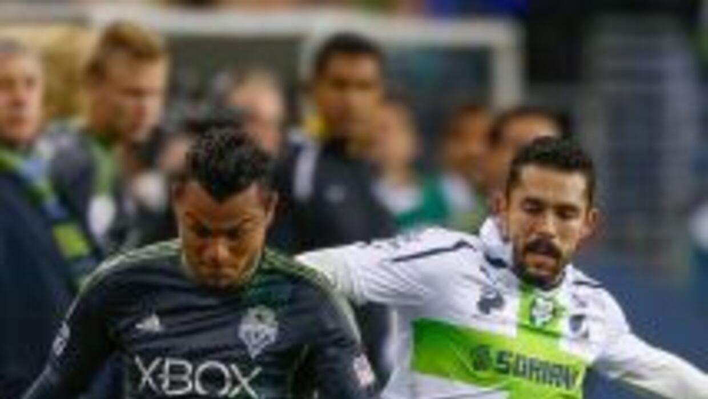 Herculez Gómez anotó el gol del triunfo ante el Seattle Sounders.