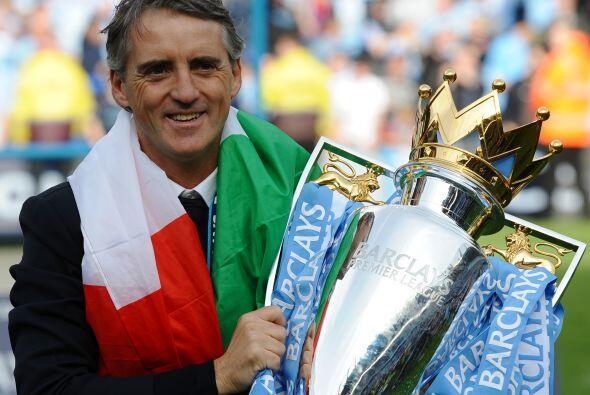 Todos estos jugadores son dirigidos por el italiano Roberto Mancini, qui...