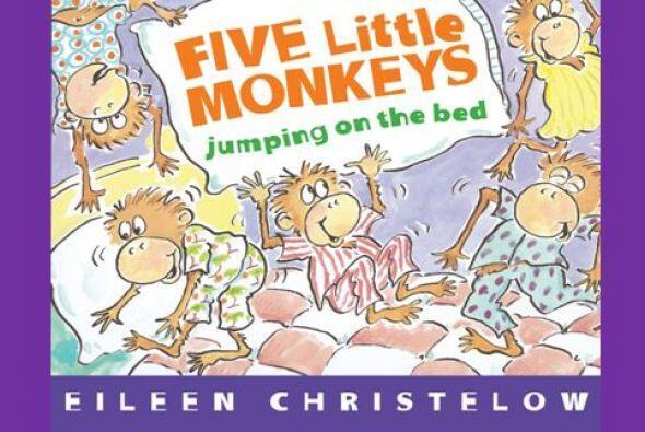 Uno de los libros favoritos de los pequeños. Les ayuda a aprender a cont...