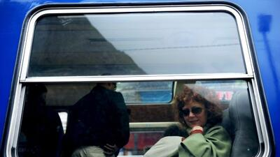 El tren del Cuzco.