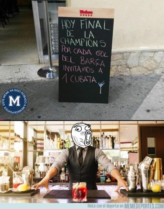 Los memes aprovecharon la '12' para darle duro a los anti-madridistas MM...
