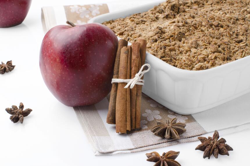 Postres de manzana, ¡riquísimos y sencillos!