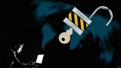 """84% de los ataques de un hacker viene por """"ingeniería social""""."""