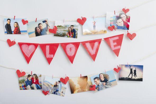 Con estas ideas el amor inundará tu casa en este día de San Valentín.
