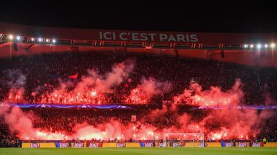 La UEFA abrió un procedimiento disciplinario en contra del PSG.