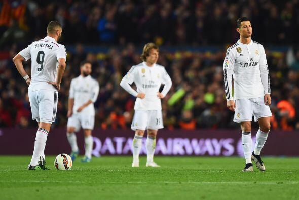 Real Madrid intentaría hasta el último minuto pero el buen parado defens...