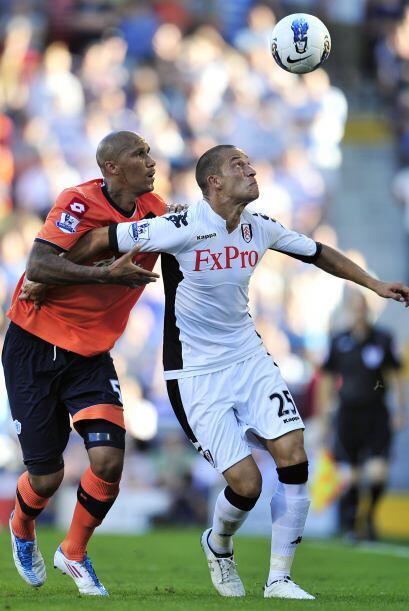Fulham fungió como local ante el Queens Park Rangers.