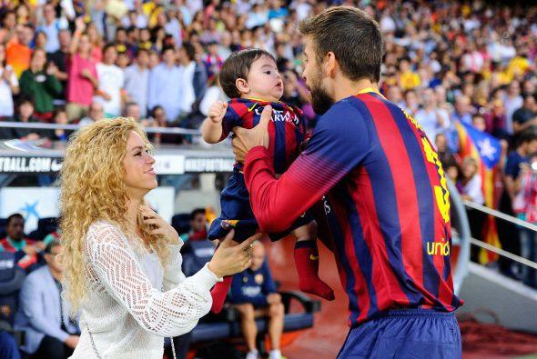 """3. GERARD PIQUÉ. El español visto como un """"feliz hombre de familia"""" ha v..."""