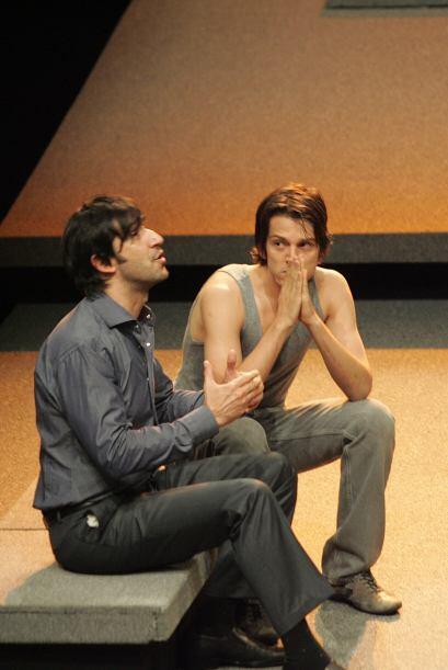 """Volvió a actuar al lado de José María Yazpik en """"Cock"""", una historia que..."""