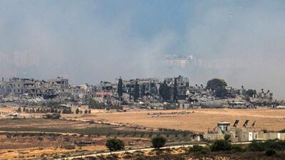 Ataques de Israel a pesar de la propuesta de un alto el fuego humanitari...