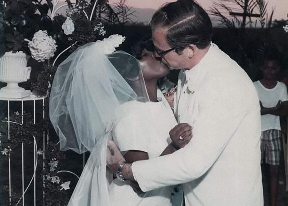 Gloria y Leroy Griffith