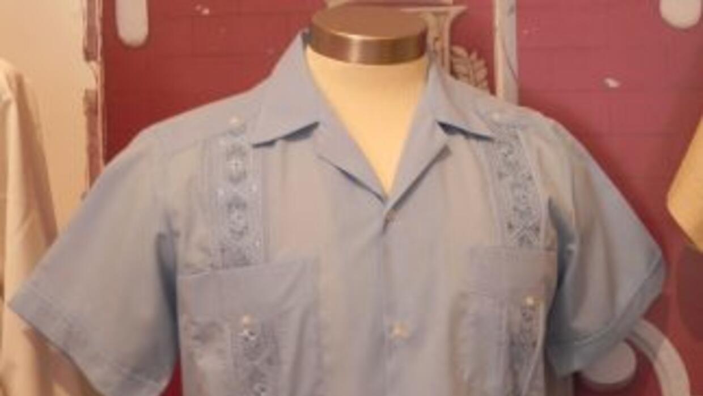 Las camisas de boda mexicana, como se le llaman en la Península Yucatán...