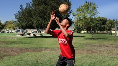 ¿Por qué la otra pasión de Abel es el fútbol?