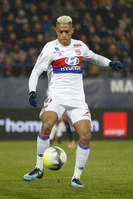 6. Mariano Díaz (Lyon): con 12 goles y dos asistencias, el dominicano es...