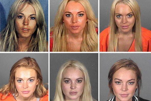 ¡Felicidades Lindsay Lohan! La estrella de cine cumple hoy 27 años, aquí...