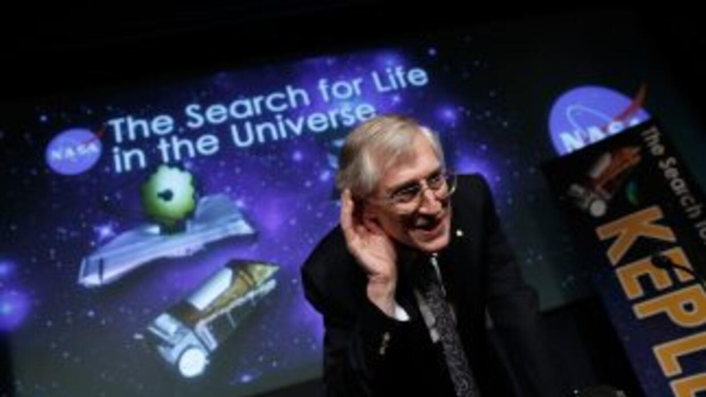 Expertos de la NASA e insituciones asociadas han expuesto en Washington...
