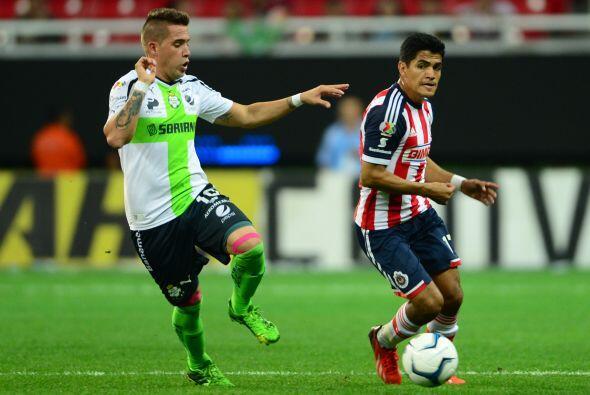 La jornada cierra con Guadalajara recibiendo al Santos, quizás la última...
