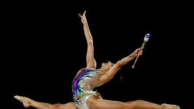Belleza y capacidad atlética en la gimnasia artística en los Juegos de Commonwealth