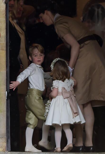Así han sido los tristes 20 primeros días de escuela del príncipe George...