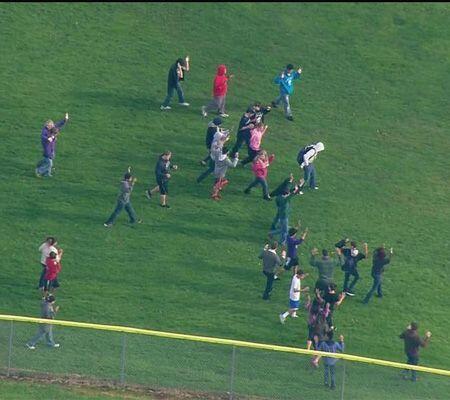 Los primeros reportes indicaban que el atacante murió. (Imagen tomada de...