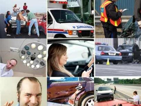 ¿Pagas por el fraude de otros?Los accidentes falsos y los costos...