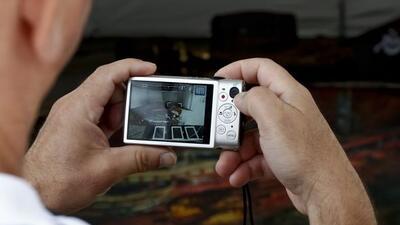 Las cámaras fotográficas tienen ya el Wi-Fi integrado.